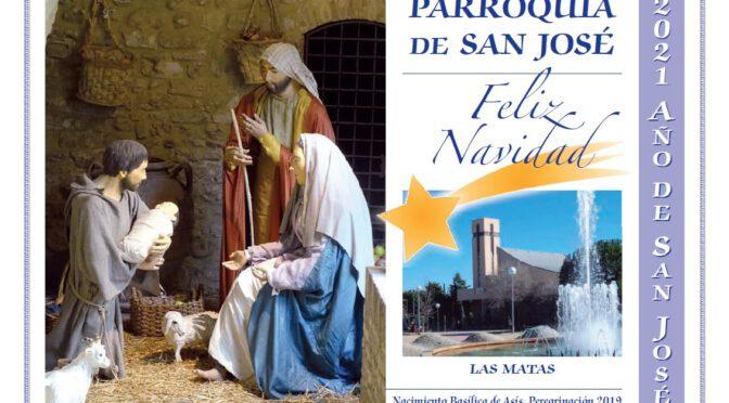 PARROQUIA SAN JOSE CHRISTMAS 2020
